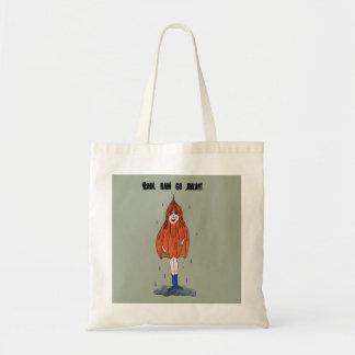 Rain, Rain Go Away! Tote Bag