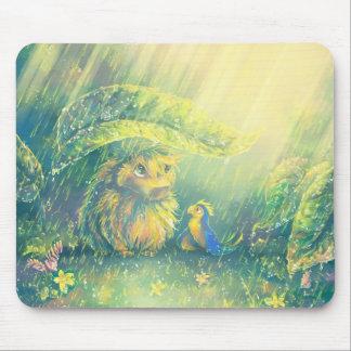 Rain Shelter Mouse Pad