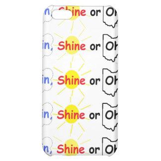Rain Shine or Ohio Phone Case iPhone 5C Cover