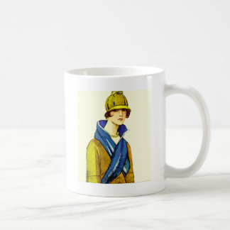 rain slickers coffee mug