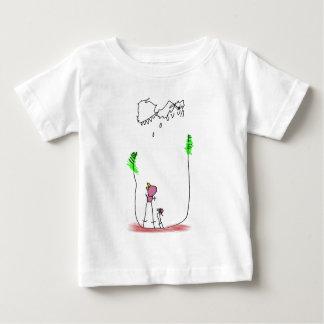 Rain Smile Baby T-Shirt