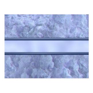 Rain Soaked Marble Postcard