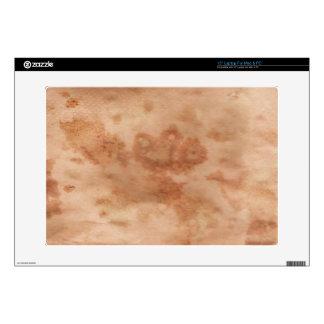 """Rain Splattered Skins For 15"""" Laptops"""