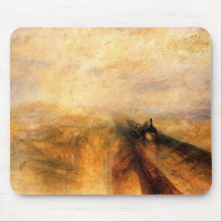 Rain, Steam and Speed – The Great Western Railway Mouse Pad