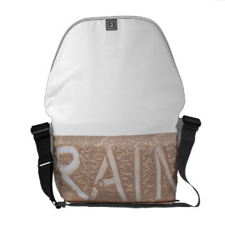 RAIN 'Tailgate Talk' Messenger Bag