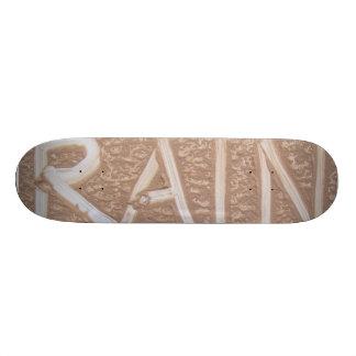 RAIN 'Tailgate Talk' Skateboard Deck