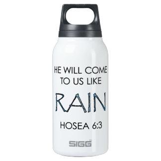 Rain Thermos Bottle