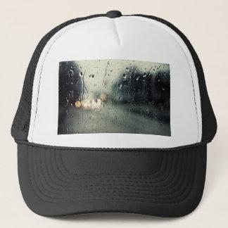 Rain Trucker Hat