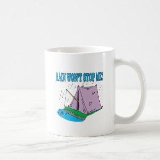 Rain Wont Stop Me Coffee Mug