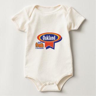 Rainbo dark baby bodysuit