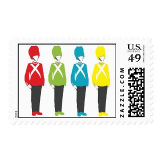 Rainbobbies Stamp