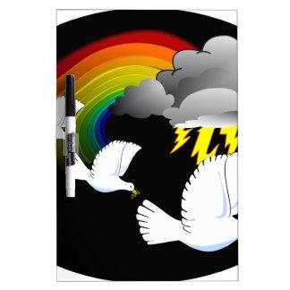 rainbow1 png pizarras blancas de calidad