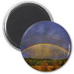 Rainbow #0954 fridge magnet