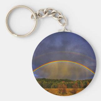 Rainbow #0954 keychain