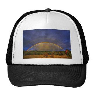 Rainbow #0954 mesh hats