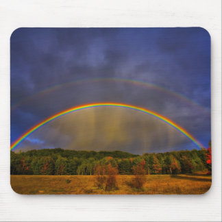 Rainbow #0954 mouse pad