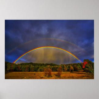 Rainbow #0954 posters