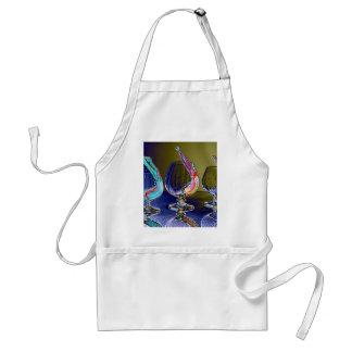 Rainbow 2 adult apron