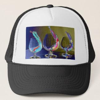 Rainbow 2 trucker hat