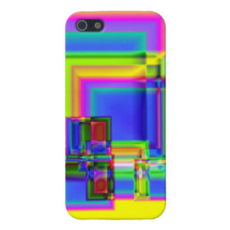 Rainbow 80's Spectrum...Stand out! iPhone SE/5/5s Cover