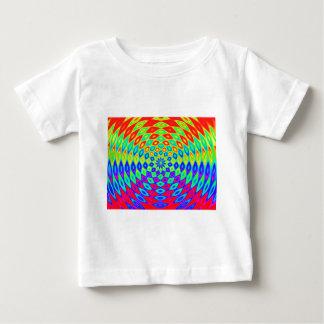 rainbow-882895 DIGITAL COLOURFUL RAINBOW ABSTRACT Baby T-Shirt