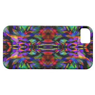 Rainbow Abstract Fractal Art iPhone 5 Cover