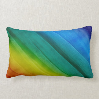 Rainbow Accent Bedroom or Livingroom Pillow
