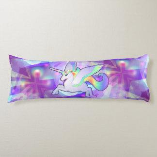Rainbow Alicorn Body Pillow
