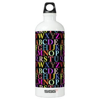 Rainbow Alphabet SIGG Traveler 1.0L Water Bottle