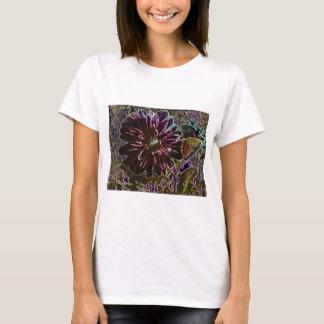 Rainbow and Black Dahlia T-Shirt