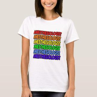 Rainbow Anesthesiologist T-Shirt