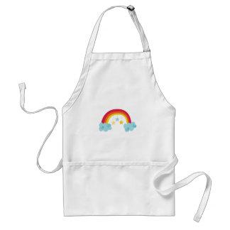 Rainbow Adult Apron