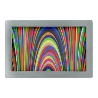 Rainbow Arches Belt Buckle