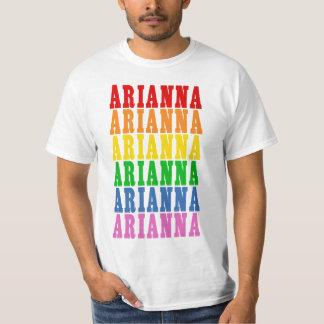 Rainbow Arianna T-Shirt
