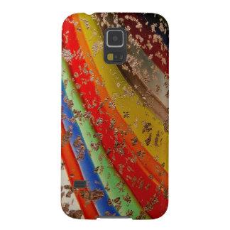 Rainbow Art Glass Galaxy S5 Case