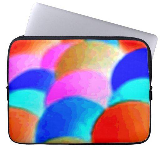 Rainbow Art Laptop Sleeve 13 inch