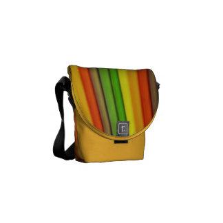 Rainbow Art Mini Zero Messenger Bag