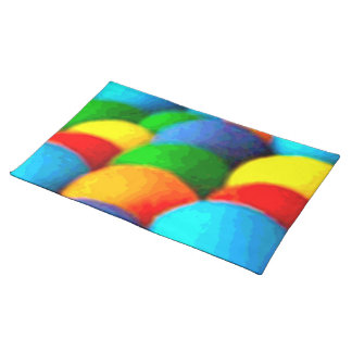 Rainbow Art Placemat