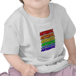 Rainbow Arthritic Tees