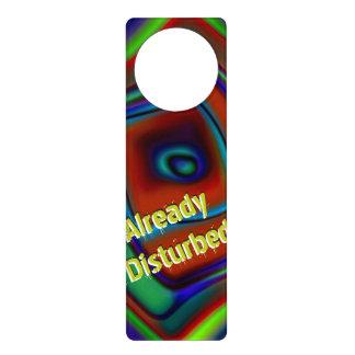 Rainbow Askew Door Hanger