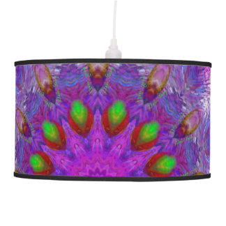 Rainbow at Dusk, Modern Abstract Star of Light Ceiling Lamp