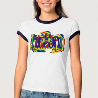 Rainbow Autism Puzzle Shirt