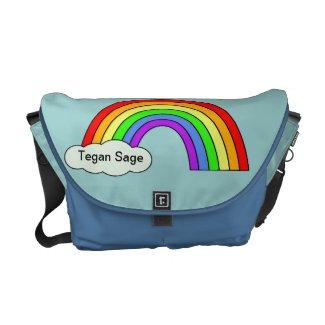 Rainbow Baby Diaper Bag Messenger Bags