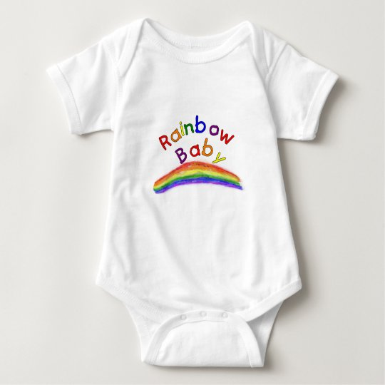 Rainbow Baby Gay Lesbian Infant/Toddler Shirts