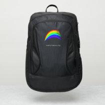 Rainbow Back Pack