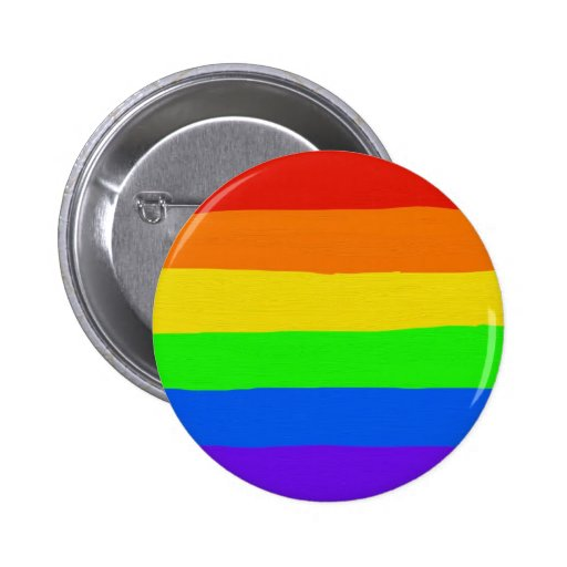 Rainbow Badge Pins