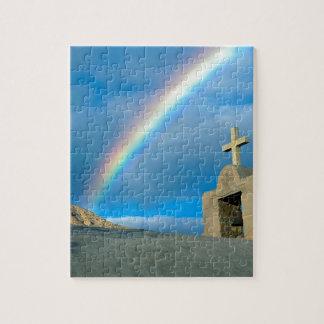 Rainbow Bahia De Los Angeles Mexico Puzzles