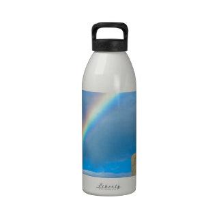 Rainbow Bahia De Los Angeles Mexico Drinking Bottle