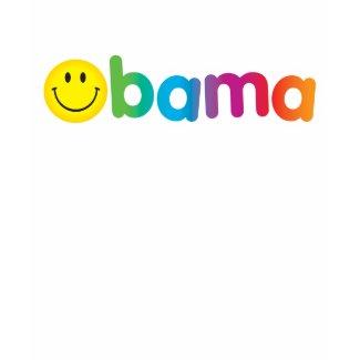 Rainbow-bama T-shirt shirt
