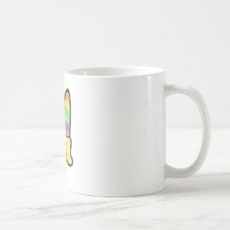 Rainbow Banana Coffee Mug